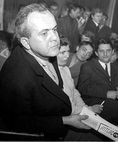 Antonín Liehm, photo: CTK