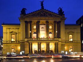 Opéra d'Etat de Prague, photo: CzechTourism
