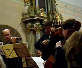 La Orquesta de Josef Suk, foto: YouTube