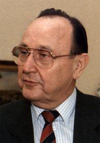 Hans-Dietrich Genscher (Foto: Wikimedia Commons, Public Domain)
