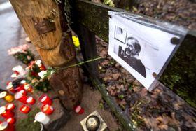Память Вацлава Гавела почтили и в Градечке, Фото: ЧТК