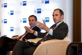 Ivan Pilip (rechts). Foto: Archiv DTIHK