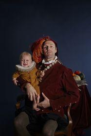 'Trygve Versus A Baby', photo: Site officiel de Trygve Wakenshaw