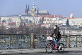 Прага, фото: ČTK / Ondřej Deml