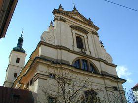 El templo praguense de la Virgen María de la Victoria, foto: archivo de Radio Praga