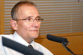 Председатель Национального совета инвалидов Вацлав Краса (Фото: Шарка Шевчикова, Чешское радио)