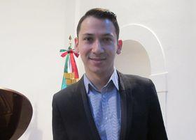 Alejandro Vela, foto: Dominika Bernáthová