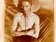 Alberto Vojtěch Frič, Mato Grosso do Sul, Brasil, 1907 (Foto: Archiv der Josef-Sudek-Galerie)