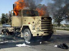 Передвижение на машинах в Ираке сейчас большой риск (Фото: ЧТК)
