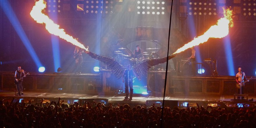 Rammstein in London 2012 (Foto: Flickr, CC BY-SA 2.0)