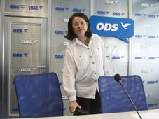Miroslava Němcová, photo: CTK