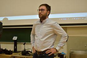 Томаш Поленский, фото: Ондржей Томщу