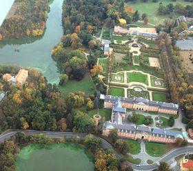 Palacio de Dobříš, foto: Karelj, public domain