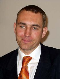 Vicepremiér Martin Jahn