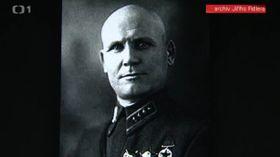 Маршал Конев (Фото: Чешское телевидение)