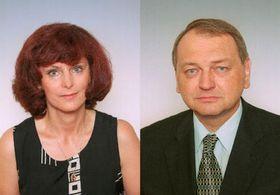 Йитка Купчова и Ян Касал, фото ЧТК