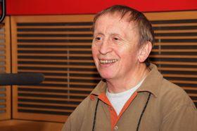 Ivan Kraus, photo: Šárka Ševčíková, ČRo
