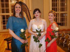 Alexandra Morand, Jessica Dahmani, Lena Lenzen, photo: Magdalena Hrozínková