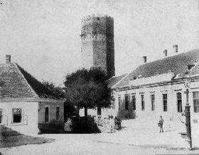 Robbers' Tower, photo: www.znojmuz.cz