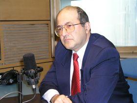 Freddy Valverde, jefe de la redacción iberoamericana de Radio Praga (Foto: autor)