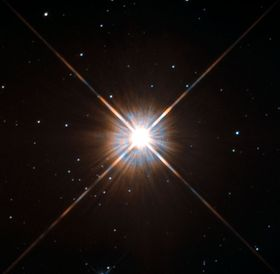 Próxima Centauri, foto ilustrativa: ESA/Hubble y NASA, CC BY 3.0