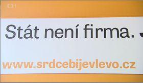 Предвыборная кампания социал-демократов, Фото: ЧТ