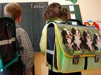 Schulbeginn (Foto: ČTK)