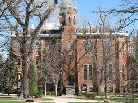 University of Colorado in Boulder, photo: www.wikimedia.org
