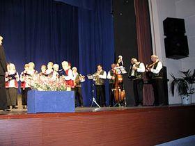 Z festivalu Zpěvánky, foto: Autorka