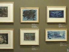 "Ausstellung ""Vladimír Boudník"" (Foto: Martina Schneibergová)"