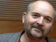 Ян Буриан, фото: Ян Скленарж, Архив Чешского Радио