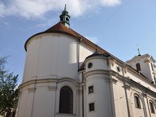 Church of the Assumption of Our Lady in Brno, photo: Ben Skála, Benfoto, CC BY-SA 3.0