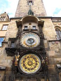Prague Orloj, photo: Kristýna Maková