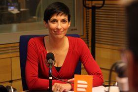 Markéta Pekarová Adamová, foto: Vítek Svoboda, archiv ČRo