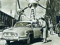 La Exposición Universal 1958