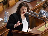 Jana Maláčová, foto: ČTK/Šimánek Vít