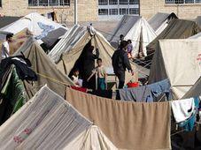 La ville iranienne de Bam après le tremblement de terre, photo: CTK