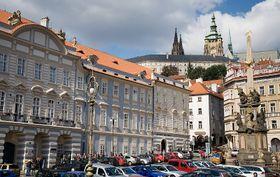Malostranské náměstí, photo: Jorge Royan, CC BY-SA 3.0 Unported