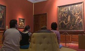 La pinacoteca del palacete de Kroměříž, foto: ČT