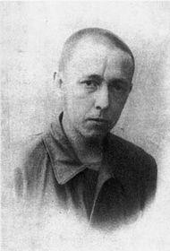 Alexander Solzhenitsyn during his deportation in 1946, photo: CTK