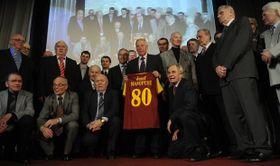 La célébration des 80 ans de Josef Masopust, photo: CTK