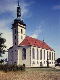Kostel Nanebevzetí Panny Marie, foto: CzechTourism