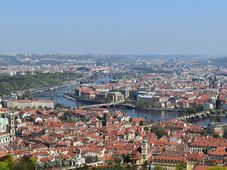Prague, photo: Ondřej Tomšů