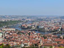 Прага, фото: Ондржей Томшу