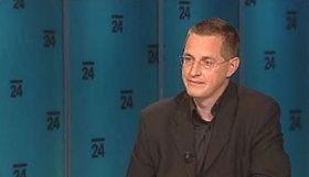 Мартин Розумек, Фото: ЧТ24