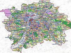 Новый городский план Праги