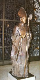 Statue of Saint John Neumann in Washington