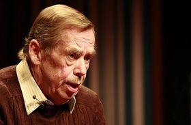 Václav Havel, photo: Vendula Uhlíková