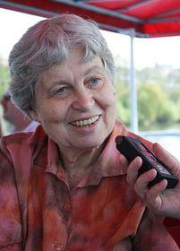 Nataša Al Rádí Cimbálová, foto: Barbora Kmentová