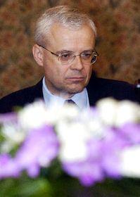 Odcházející premiér Vladimír Špidla, foto: ČTK
